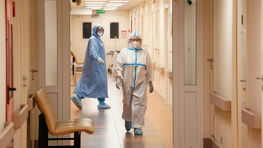 ForPost - Новости : Эпидемиолог Роспотребнадзора назвал долю переболевших COVID-19 россиян