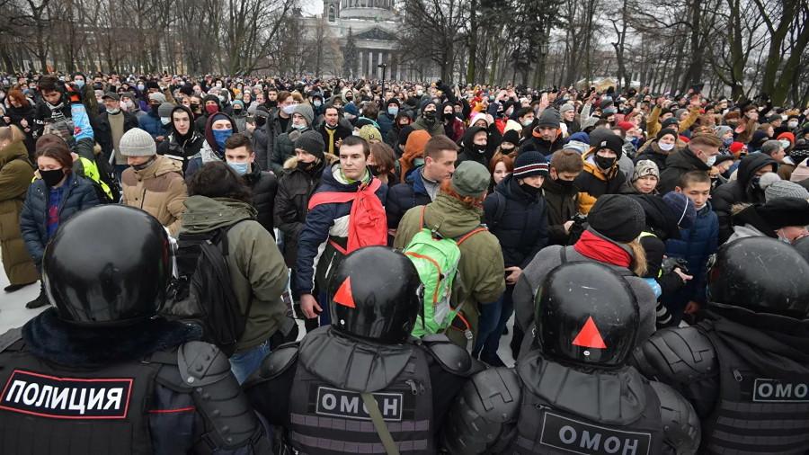 ForPost - Новости : МИД резко ответил на заявление США о незаконных акциях в России