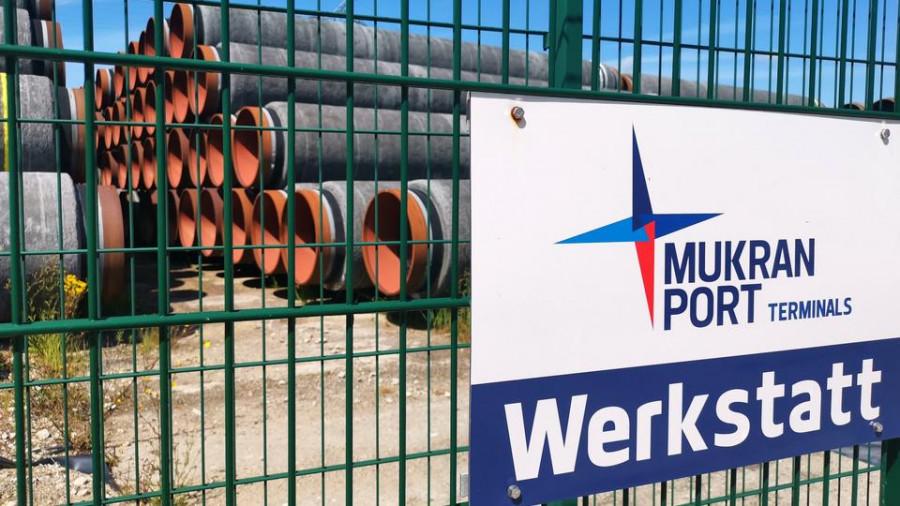 ForPost - Новости : В Германии боятся судов в связи с остановкой «Северного потока-2»