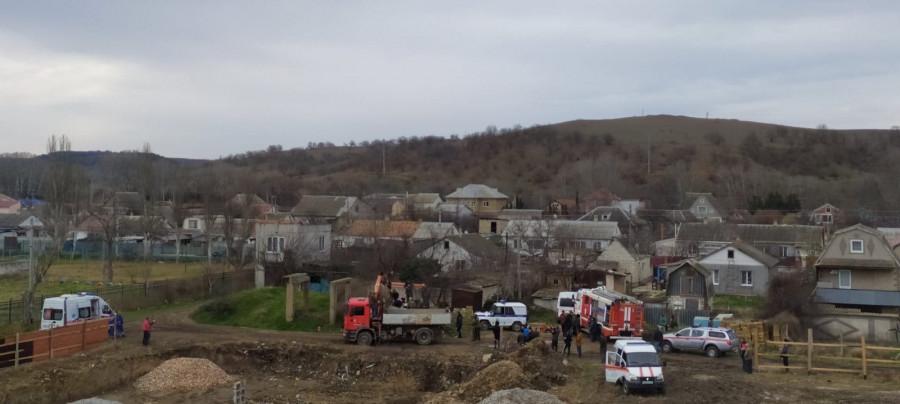 ForPost - Новости : Под Севастополем плита рухнула на подростков