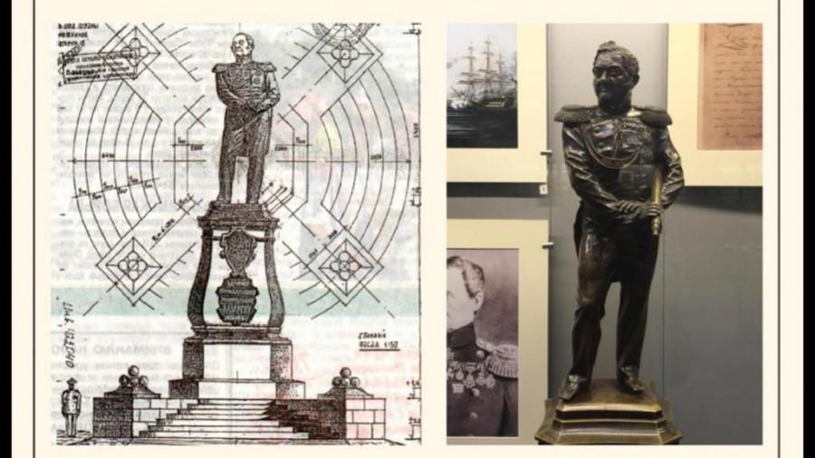 ForPost - Новости : В Москве решают судьбу памятника адмиралу Лазареву в Севастополе