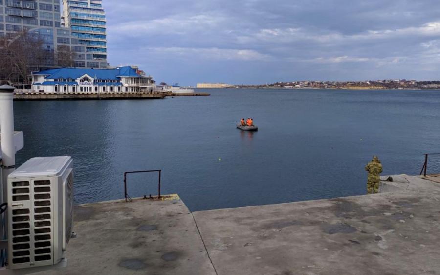 ForPost - Новости : Севастопольскую бухту разминируют перед реконструкцией набережной