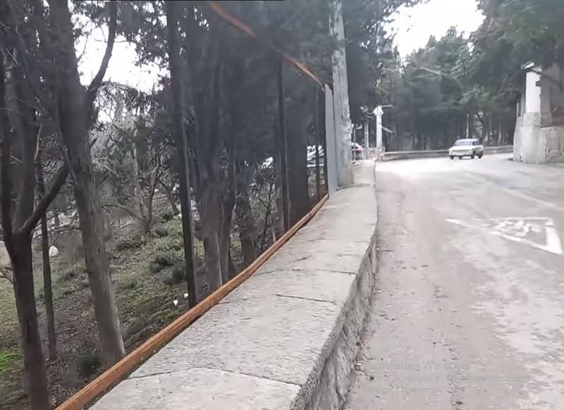 ForPost - Новости : Еще одному парку на Южном берегу Крыма пришла застройка