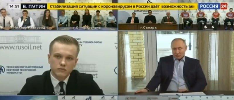 «Скучно, девочки»: Путин прокомментировал фильм о дворце в Геленджике — видео