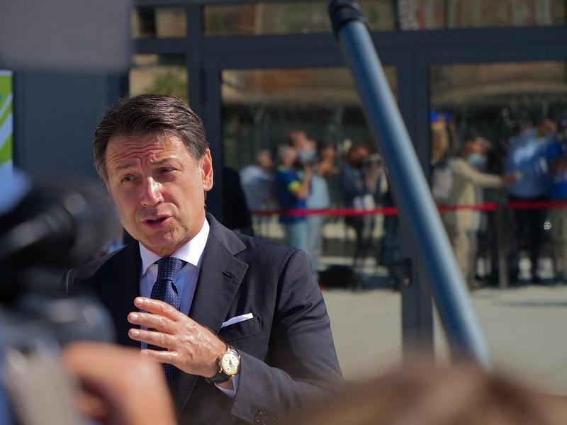 ForPost - Новости : Премьер Италии объявил об отставке