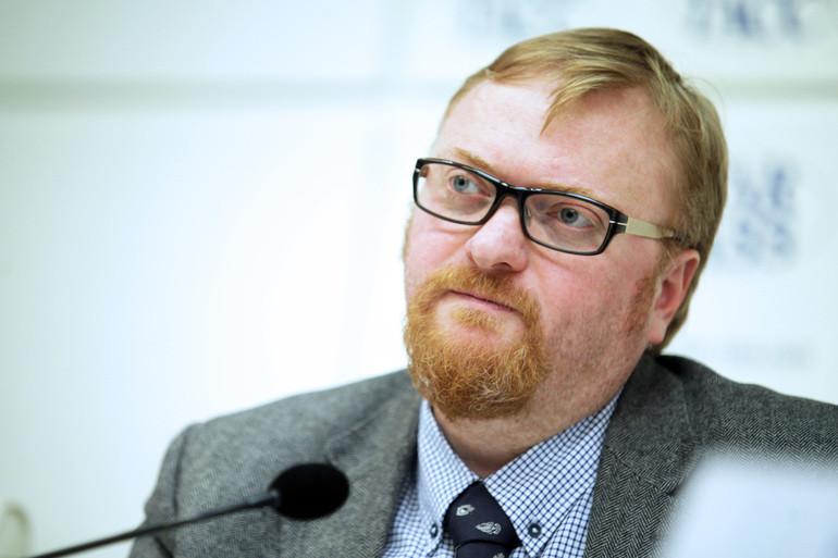 ForPost - Новости : Милонов ответит за «дикарей в Карабахе»