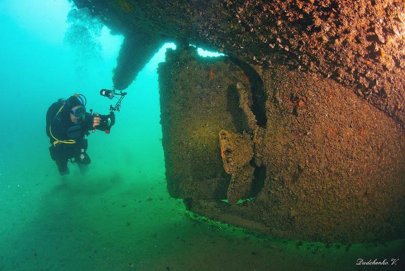 ForPost - Новости : В Крыму под угрозой ликвидации центр подводной археологии