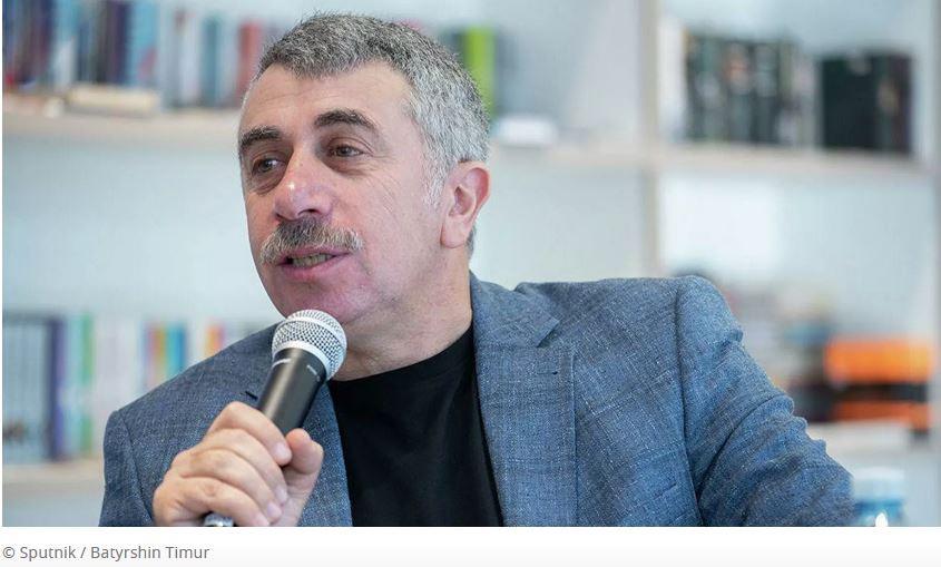 ForPost - Новости : Комаровский назвал два сценария при повторном заражении коронавирусом