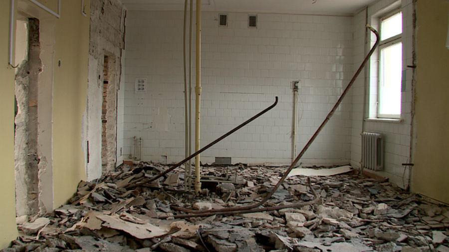 ForPost - Новости : В Севастополе сорвали капитальный ремонт поликлиники
