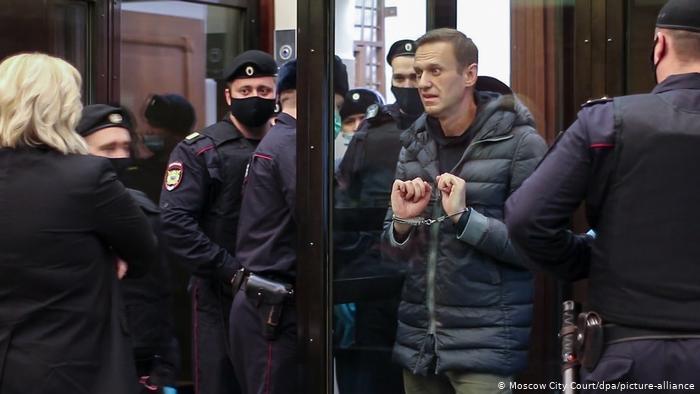 ForPost - Новости : Карнавальный срок Алексея Навального