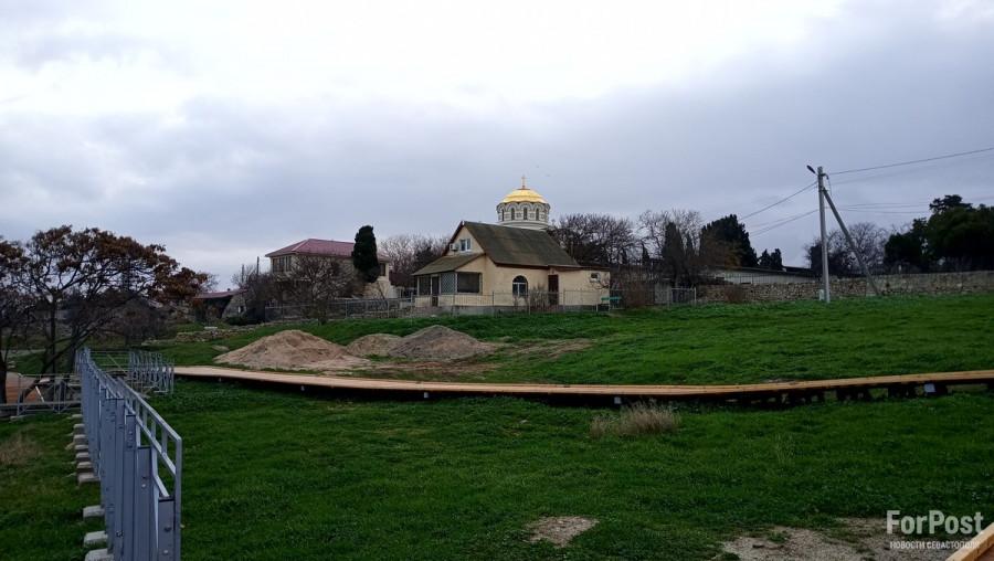 ForPost - Новости : Благоустраивать Херсонес будут по плану ЮНЕСКО