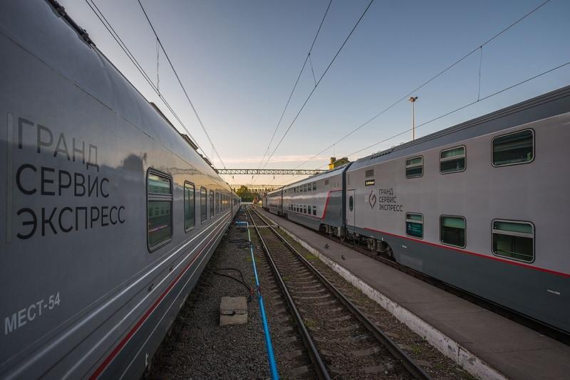 ForPost - Новости : На материк отменили поезд из Крыма