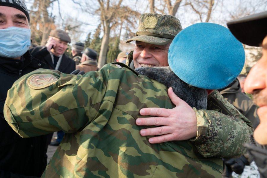 ForPost - Новости : В Севастополе почтили память 14 тысяч погибших в Афганистане
