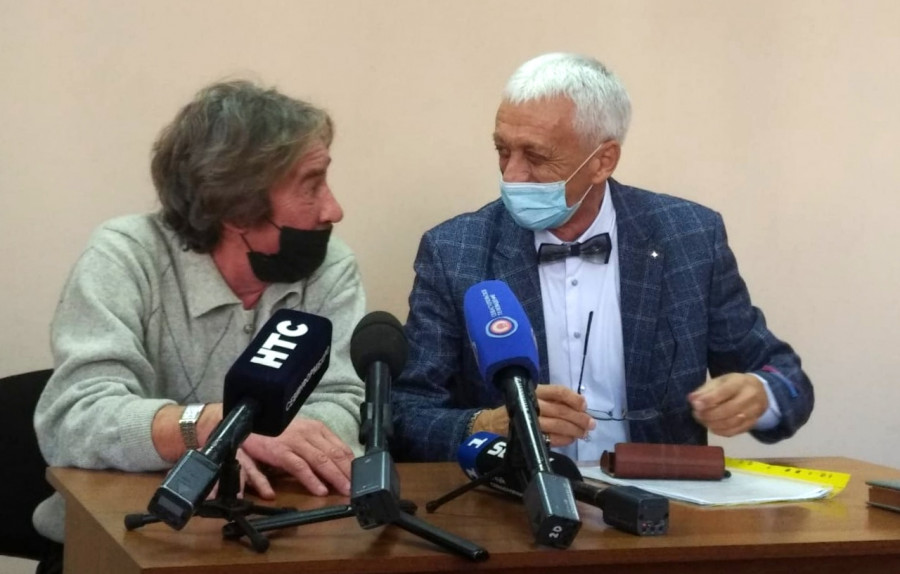 ForPost - Новости : Претензии Херсонеса к Маслову остались непонятны севастопольскому суду