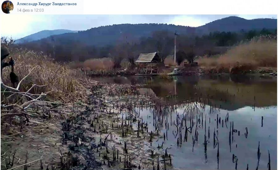 ForPost - Новости : «Ночные волки» предложили перекачать к Гасфорте воду из Торопова озера