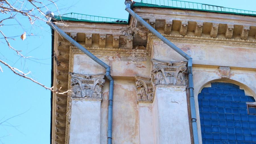 ForPost - Новости : Севастопольцев встревожила информация о сносе исторического здания