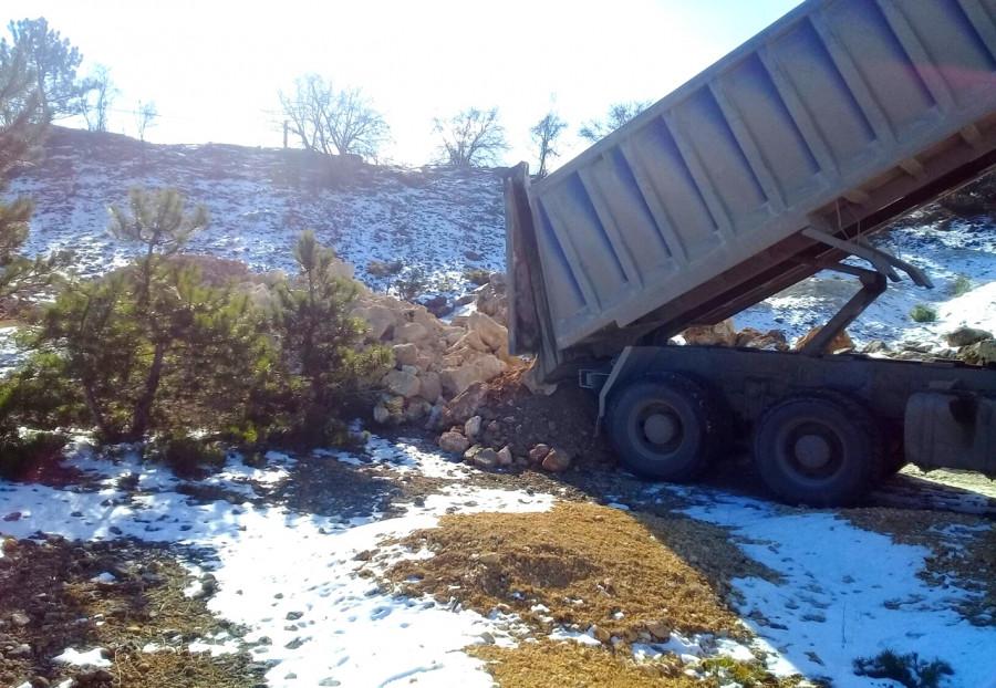 ForPost - Новости : В Севастополе растёт новый полигон для отходов