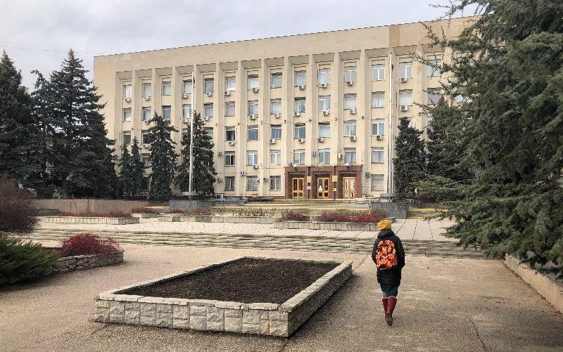 ForPost - Новости : Аксёнов сообщил об отставке мэра крымской столицы
