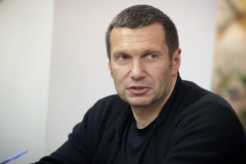 ForPost - Новости : Телеведущий Соловьёв нарвался на депутатский гнев из-за Гитлера