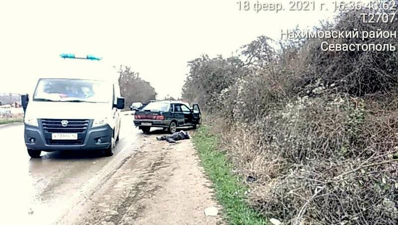 ForPost - Новости : В Севастополе мужчина на электровелосипеде погиб под колёсами «жигулей»