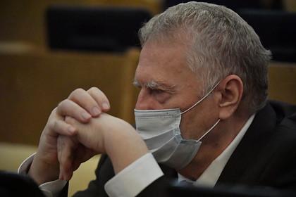 ForPost - Новости : Жириновский предложил ввести ограничения по весу для чиновников