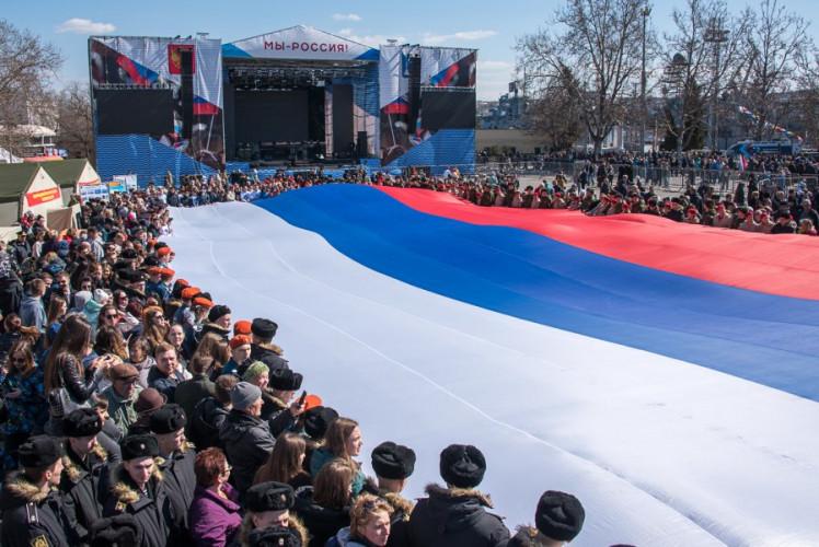 ForPost - Новости : В День народной воли севастопольцам покажут историю Русской весны