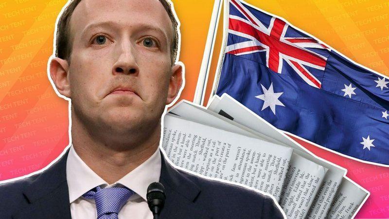 ForPost - Новости : Facebook забанил Австралию: чего дождётся РФ?