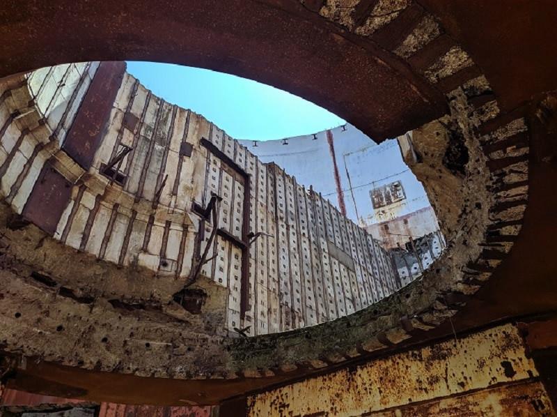 ForPost - Новости : Эксперт рассказал об опасности сноса Крымской АЭС