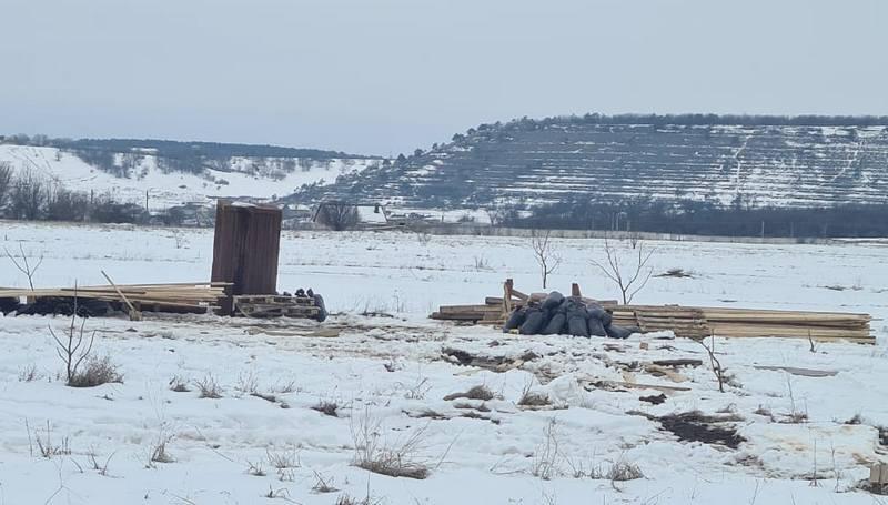 ForPost - Новости : Застройка запасного аэродрома в столице Крыма началась