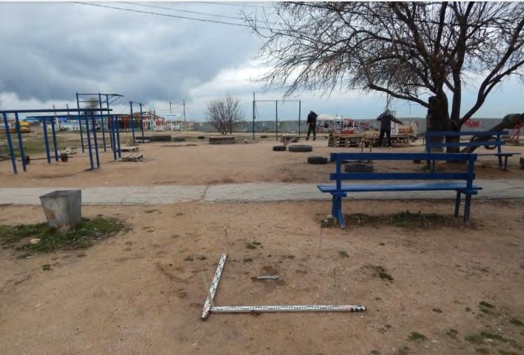 ForPost - Новости : Севастополь потерял участок земли у моря в парке Победы