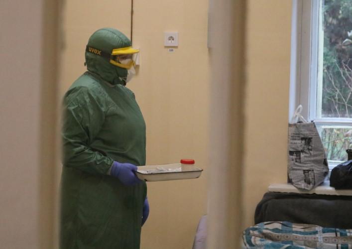 ForPost - Новости : В Севастополе перенесли открытие больницы из-за тщательной дезинфекции