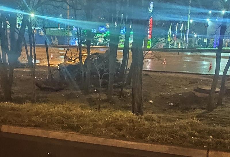 ForPost - Новости : В Крыму в горящей машине погибла девушка