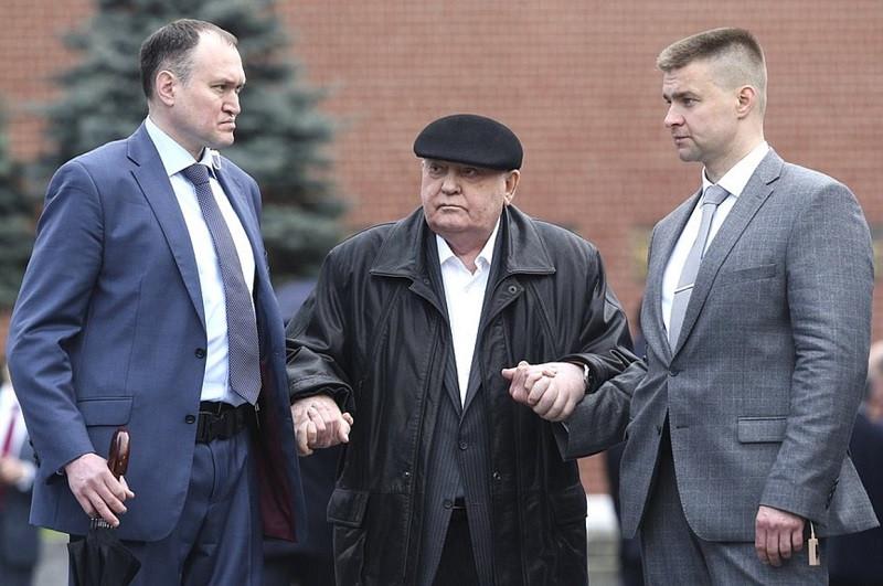 ForPost - Новости : Горбачёв не сможет по-человечески отметить 90-летний юбилей