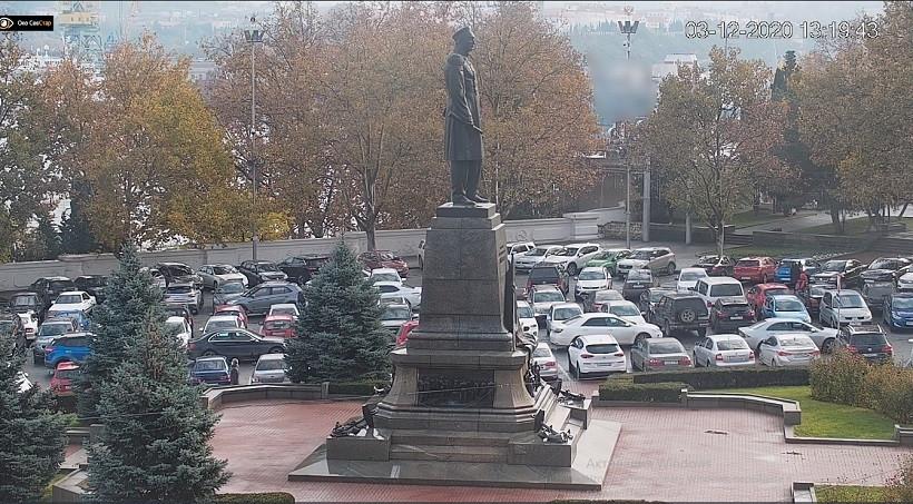 ForPost - Новости : Опять парковки: Депутаты Севастополя отклонили инициативу чиновников