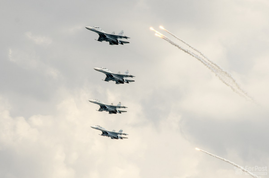 ForPost - Новости : В Севастополе отметили 100-летие Морской авиации Черноморского флота