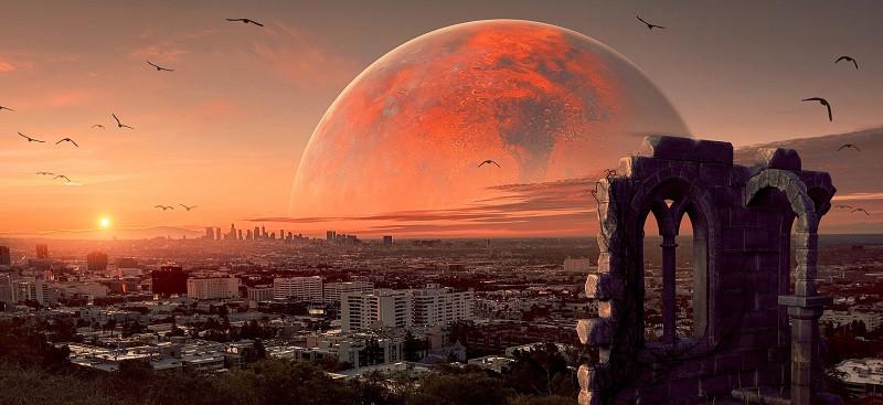 Учёные рассказали, как будут выживать первые люди на Марсе