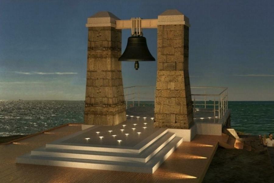 ForPost - Новости : Представлен план реконструкции Туманного колокола Херсонеса в Севастополе
