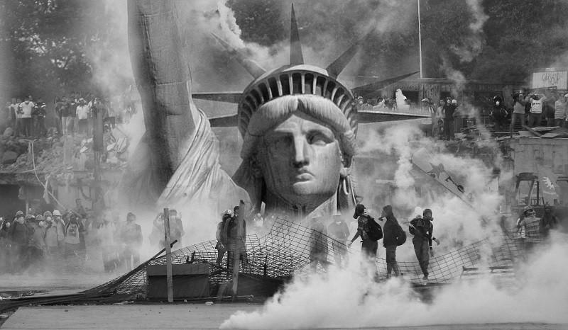 США могут перейти от цифровых репрессий к реальным физическим