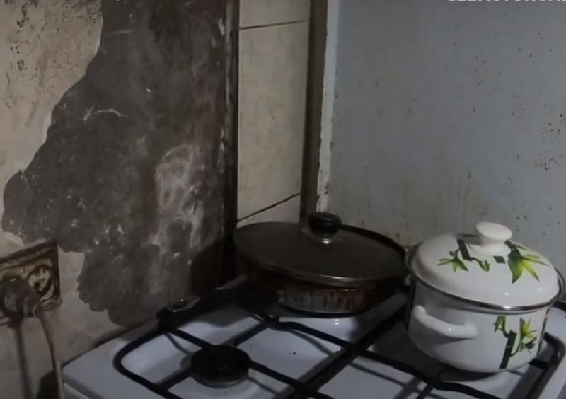 ForPost - Новости : Сгоревший дом севастопольской сироты не могут признать ветхим