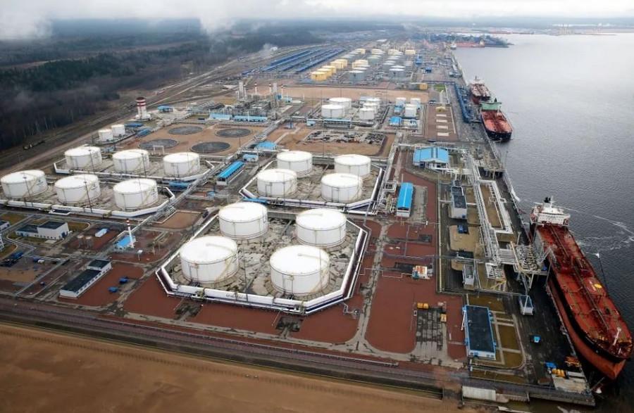 ForPost - Новости : Начались поставки белорусских нефтепродуктов в российские порты