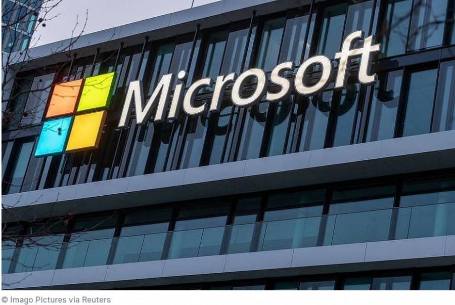 ForPost - Новости : Bloomberg: более 60 тыс. компаний по всему миру взломали из-за уязвимости в ПО Microsoft