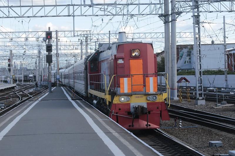 ForPost - Новости : В Крыму девушка попала под поезд 8 марта