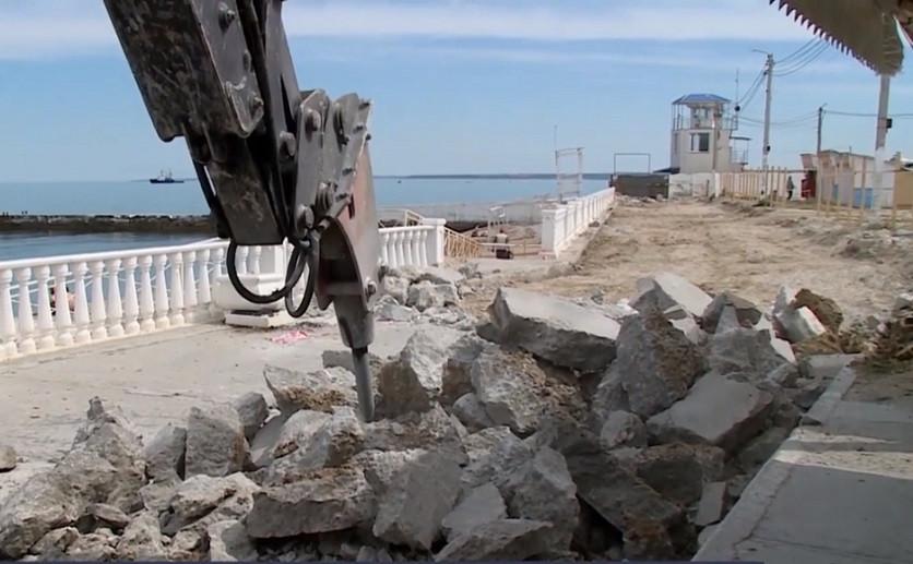 ForPost - Новости : К лету Севастополю обещают красивую благоустроенную набережную