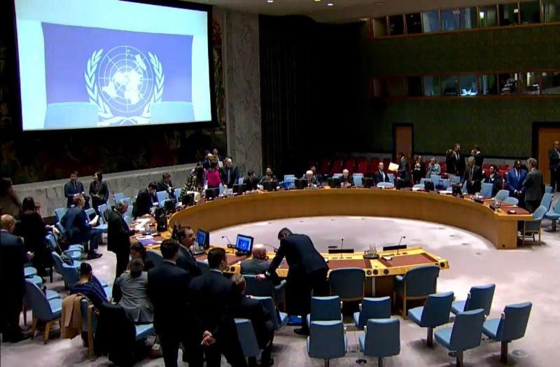 ForPost - Новости : Крымчане расскажут в Совбезе ООН всю правду о своей жизни