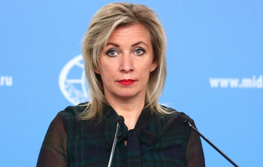 ForPost - Новости : Захарова: Москва предостерегает Киев от попыток реализовать в Донбассе силовой сценарий