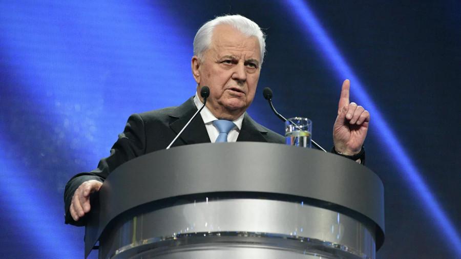 ForPost - Новости : Кравчук не исключил развертывания широкомасштабного конфликта в Донбассе