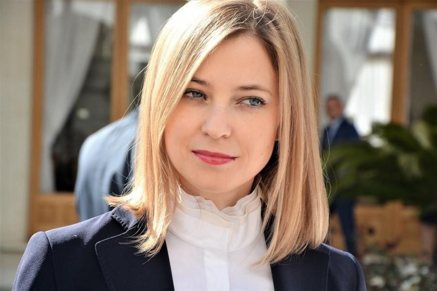 ForPost - Новости : Поклонская заявила о своем участии в выборах президента Украины