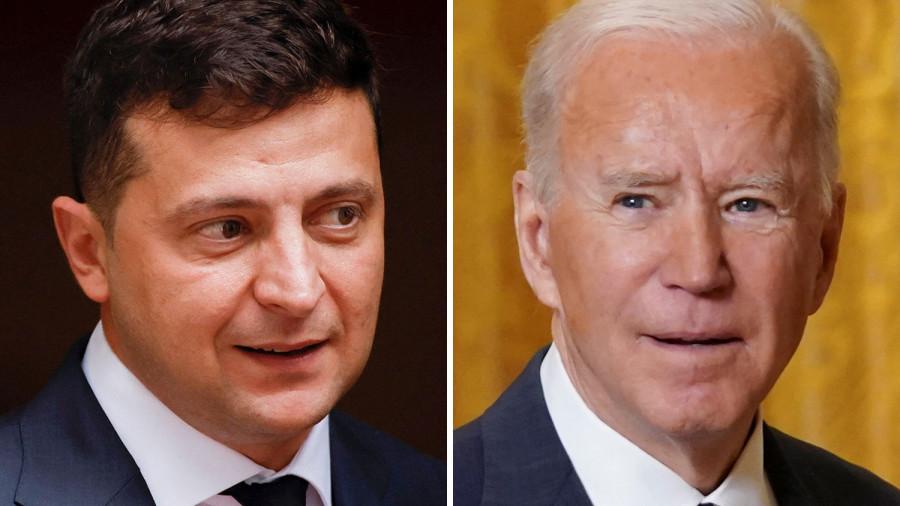 ForPost - Новости : WP объяснила, почему Байден еще не позвонил Зеленскому