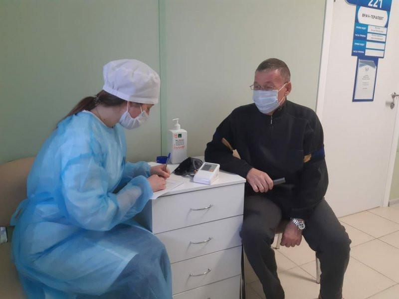 ForPost - Новости : В очереди на прививку от коронавируса стоят 5000 жителей Севастополя