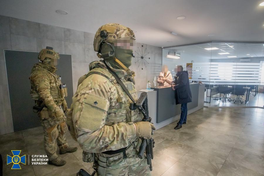 ForPost - Новости : СБУ провела обыски по делу о заключении Харьковских соглашений с Россией